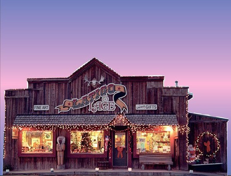 12 Days of Christmas at Latigo & Lace