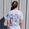 TF American Flag T-shirt - Large