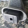 Gray Guns/TF HD Ext. basepad for Sig 320 - Black - 3-pack