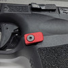 Canik - Mag Release - Carry - Red