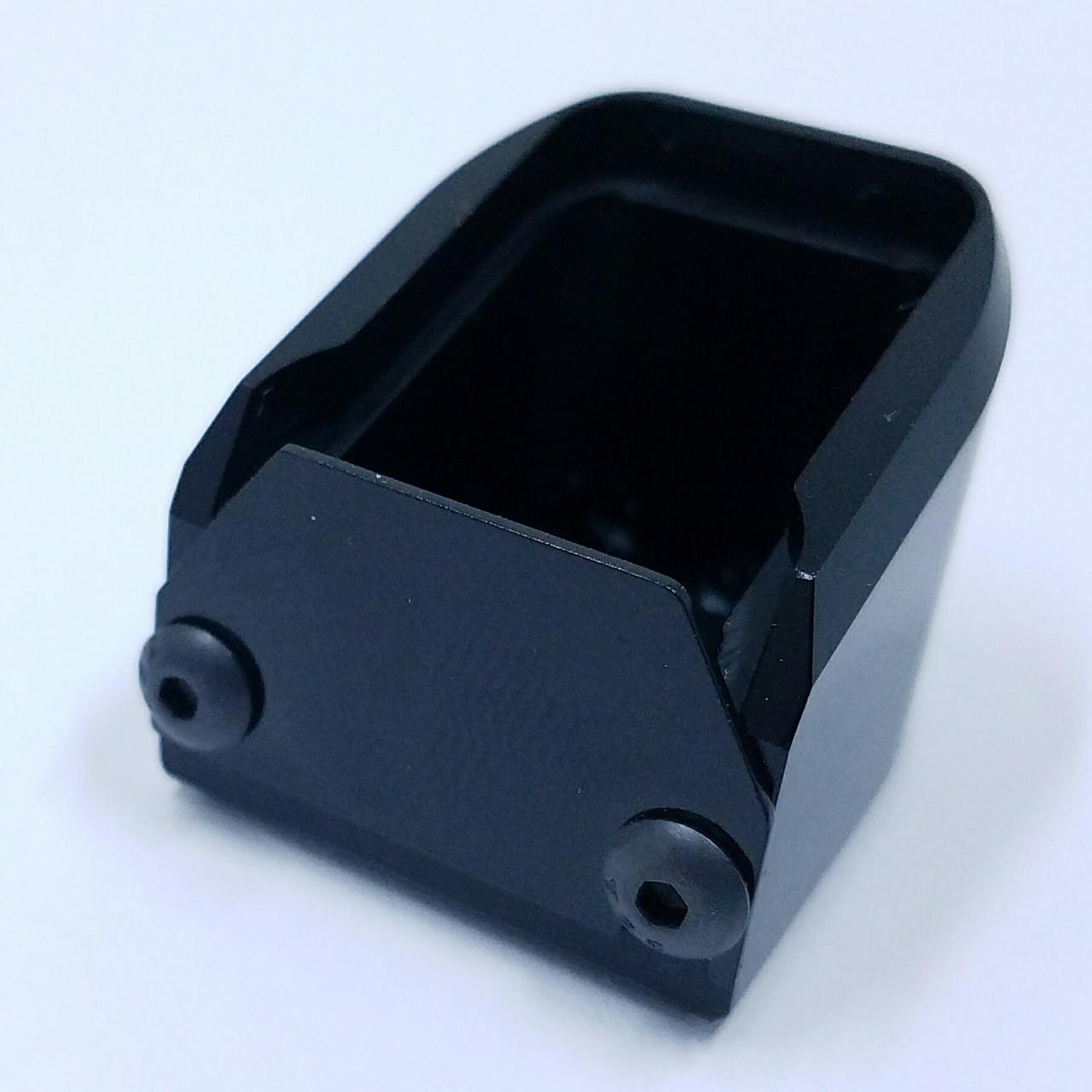 XDM New Style +3 Basepad - Black