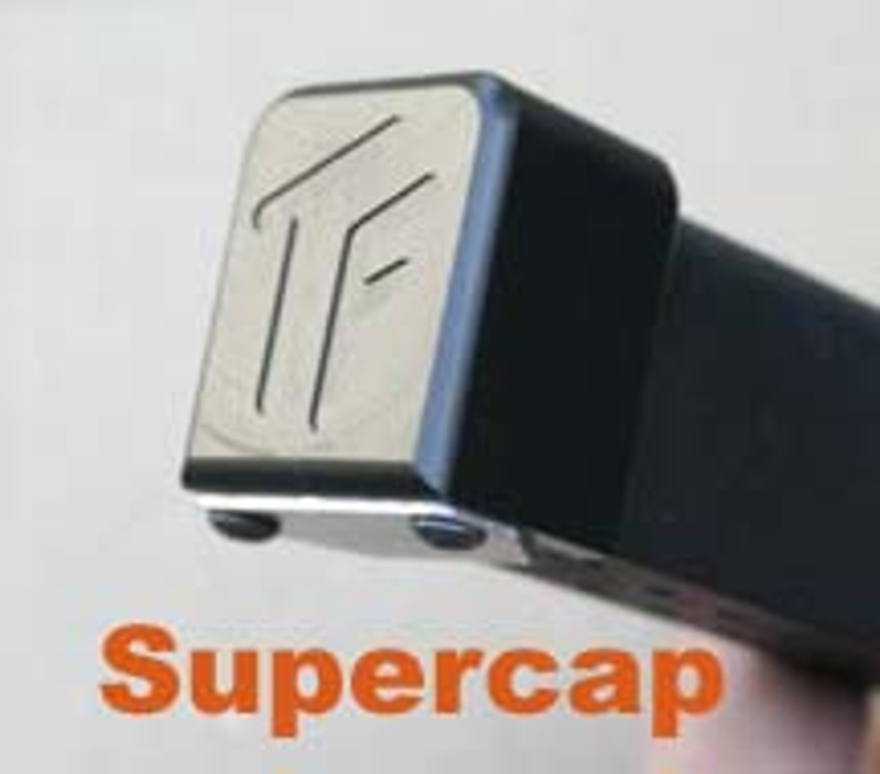 Glock Supercap +3 - Delrin