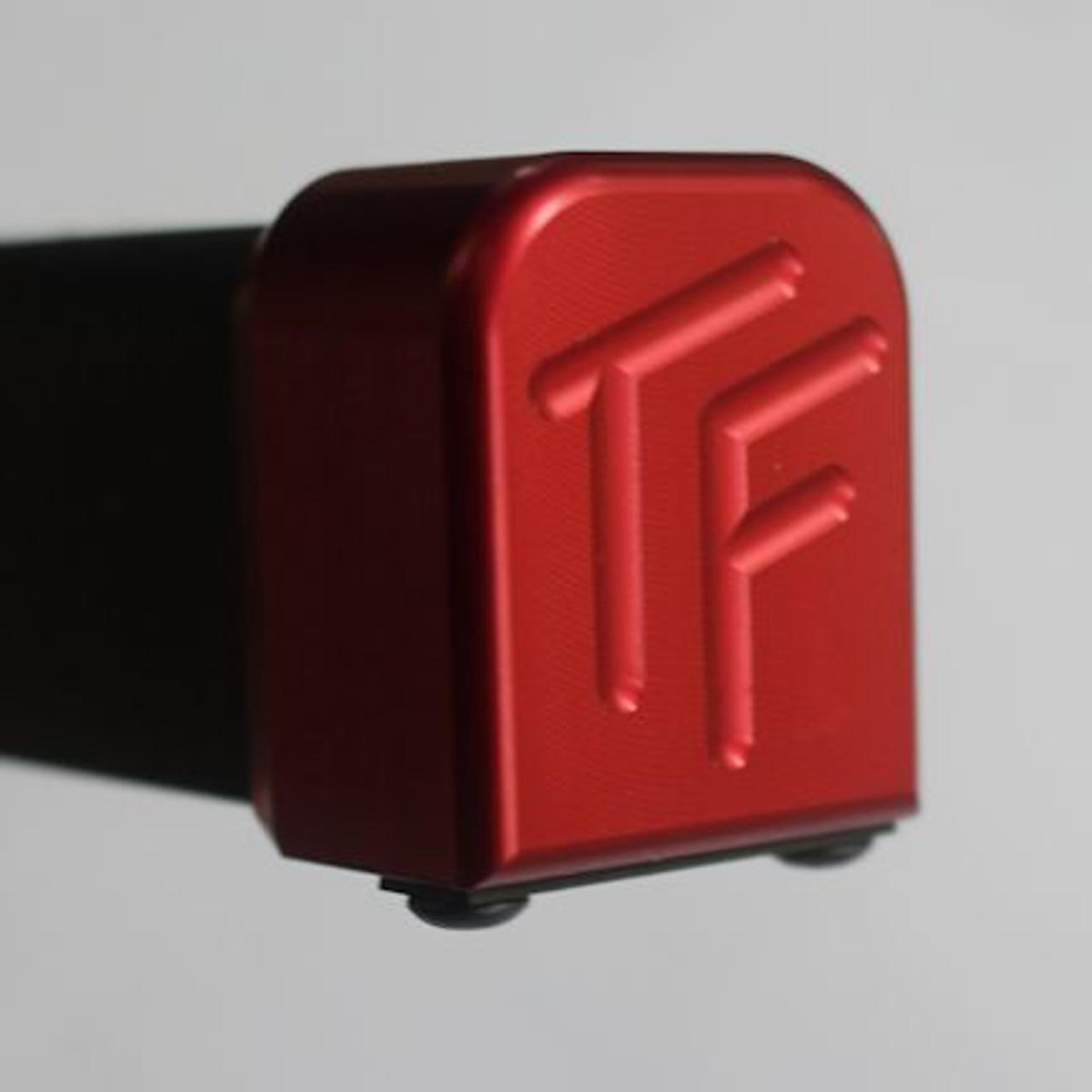 Glock Supercap +3 - Red
