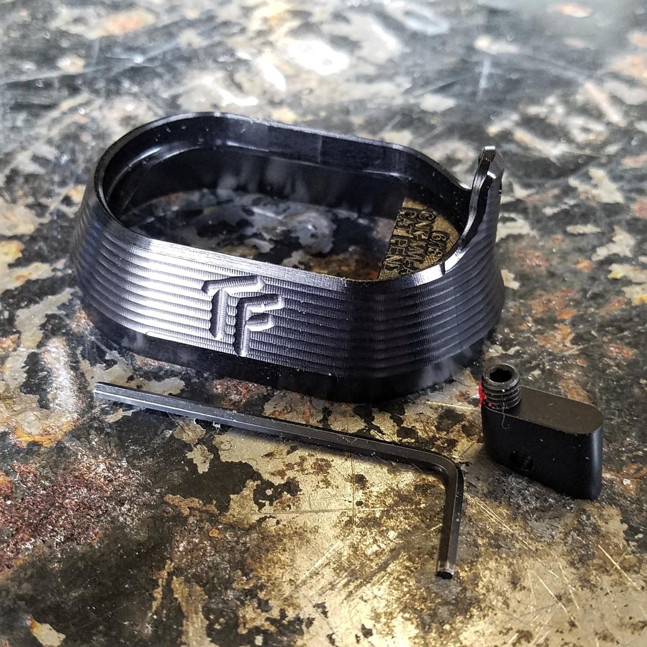 Canik TP9 SF Magwell - Black