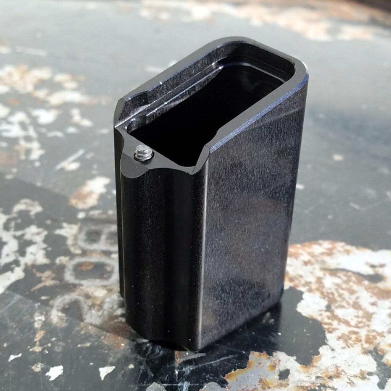 Canik Plus 9 - 170mm - Basepad - Black