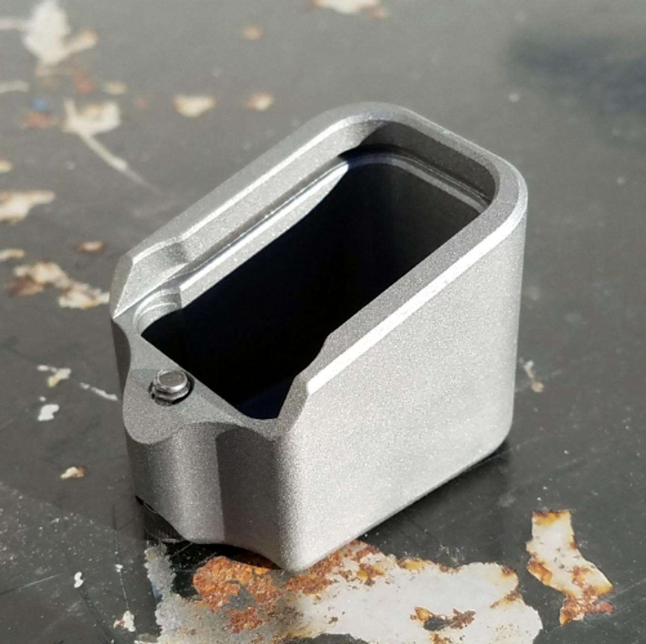 Canik Plus 4 Basepad - Tungsten