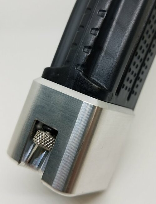 SIG MPX +10 - Aluminum