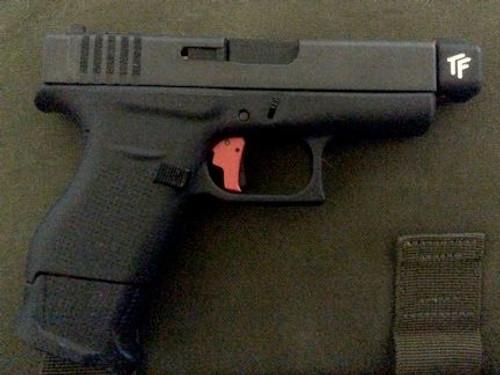 Glock 40 Sight Block - Low Profile