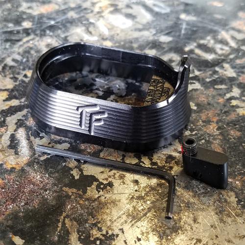 Canik TP9 SF Magwell - Aluminum - Taylorfreelance