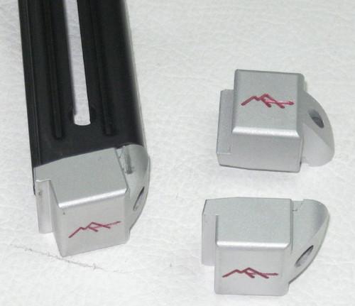 Majestic Arms Ruger MK II, III, IV Basepad Set