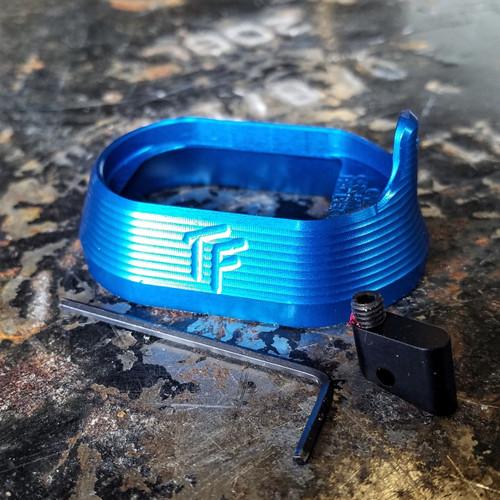 Canik TP9 Magwell - Blue