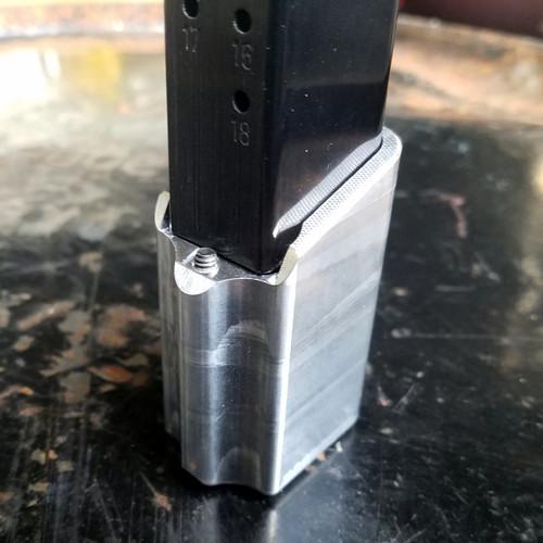 Canik Plus 9 - 170mm - Basepad - Aluminum