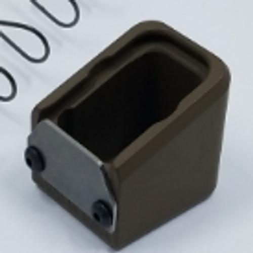 Glock 9/.40 +5 w/spring - Glock FDE