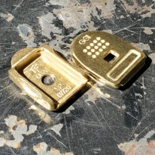 GGI/TF HK VP 9/40 Competition Basepad - Brass