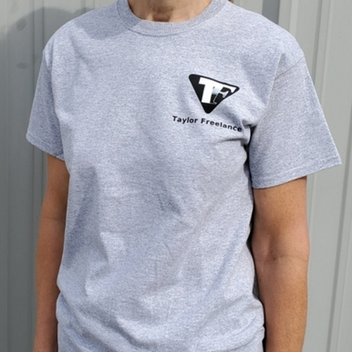 Gray T-Shirt - 2020 - Canik - Medium