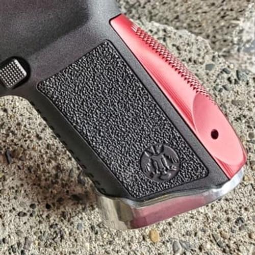 Canik Elite Carry Magwell - Aluminum