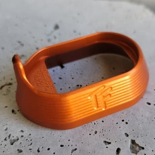 Canik TP9 SF Magwell - Orange