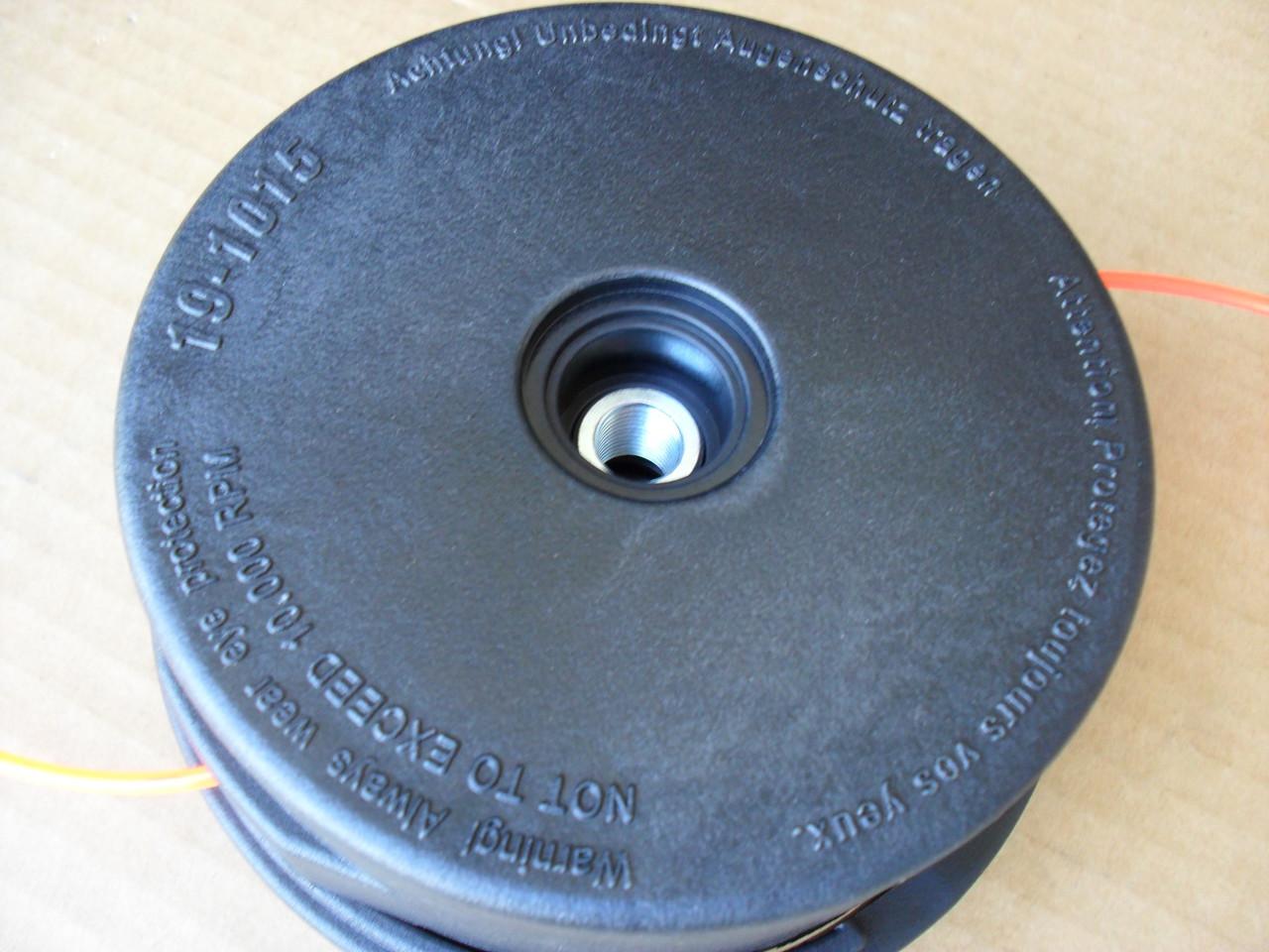 Bump Feed Head for Stihl FS55, FS55R, FS56, FS56RCE, FS70, FS70R, FS80,  FS80R, FS90, FS90R, FS100RX, FS110, FS110RX, FS130, FS130R, FS240, FS240R,