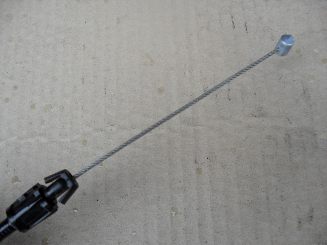 Chute Control Cable for Cub Cadet 524WE, 746-04238, 946-04238 Snowblower, snowthrower, snow blower thrower, Made In USA