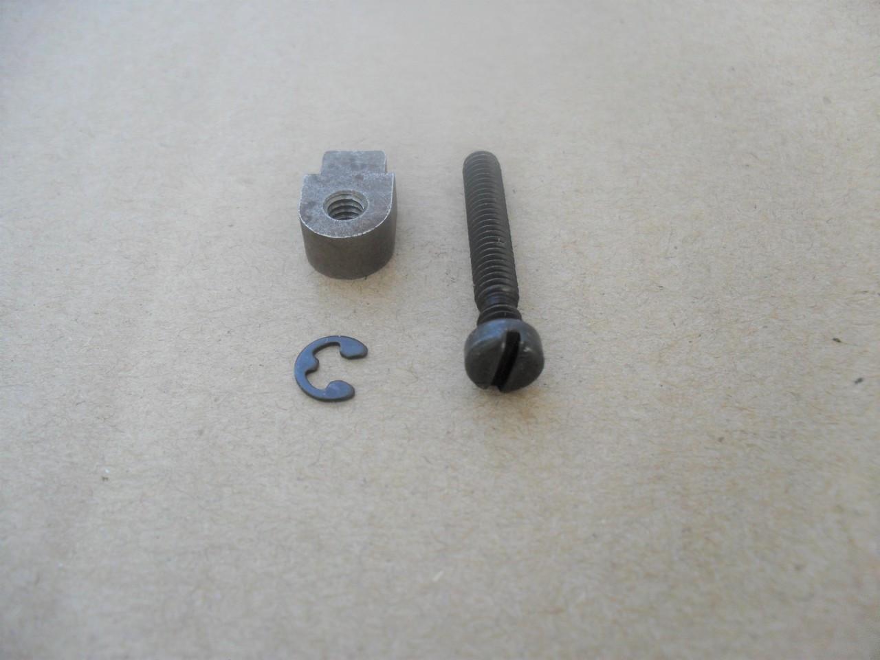 Bar Chain Adjuster for Homelite XL2, Super 2, VI Super 2, 240, 245, 692541A, 692542, 802202, A00440