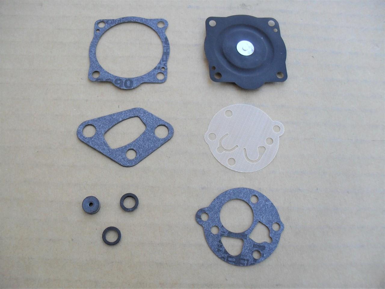 Carburetor Rebuild Kit TK2 for Shindaiwa C25, T25, 99909125, 99909-125, Made In USA