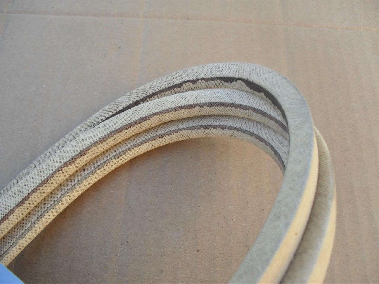 """Deck Belt Replaces Fits 01005374 01005374P M48 RECON 48 Tank 48 48/"""" Deck"""