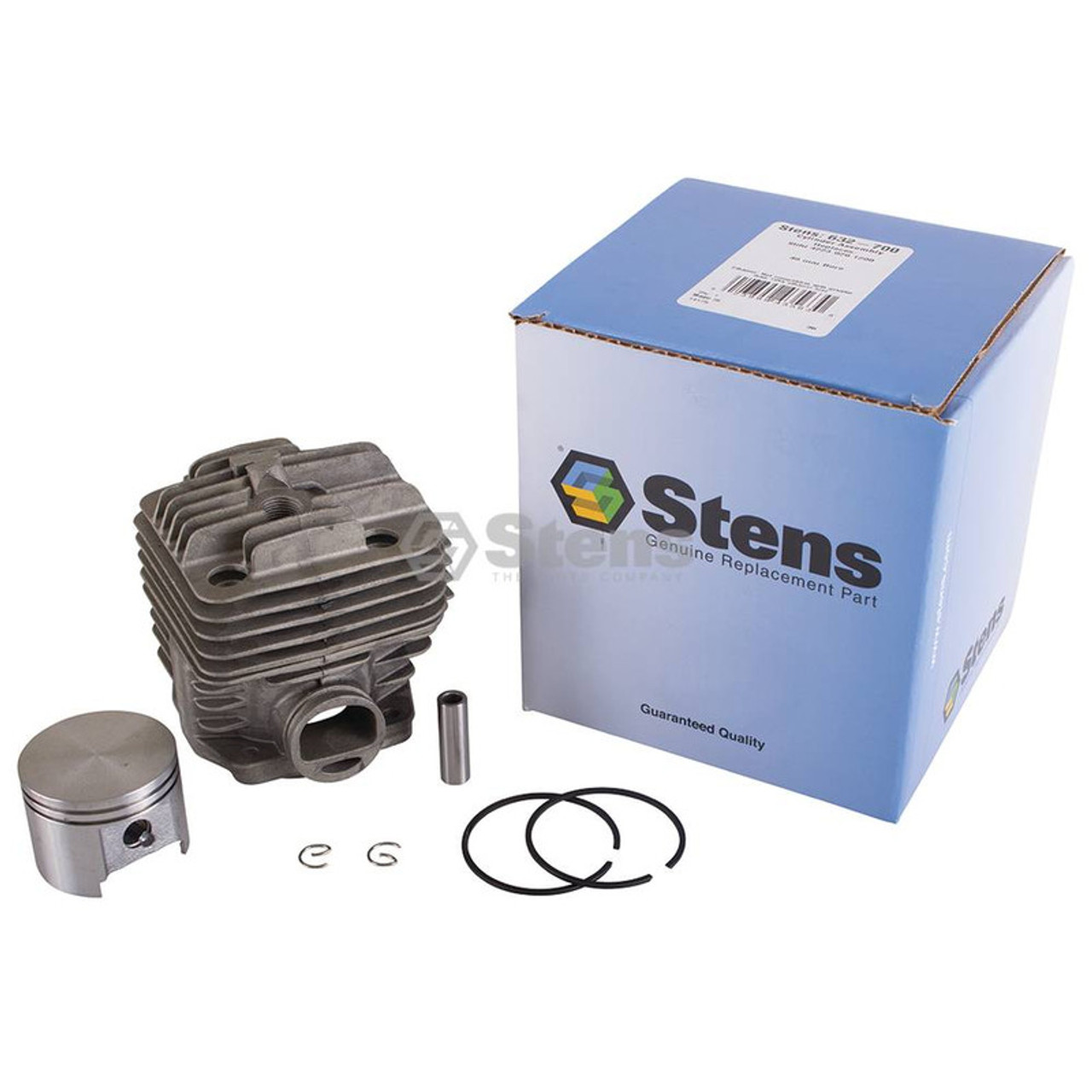 Piston Cylinder with Rings for Stihl TS400 Cutquik saw 42230201200, 4223 020 1200 Rebuild Kit