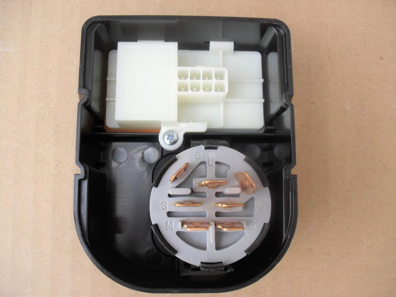 Ignition Starter Switch for Cub Cadet CC30, LTX1040, LTX1042KW, LTX1045,  XT1-LT42, XT1-LT46, XT2-LX42, 725-04227, 725-04227A, 725-04227B,  725-06102A,