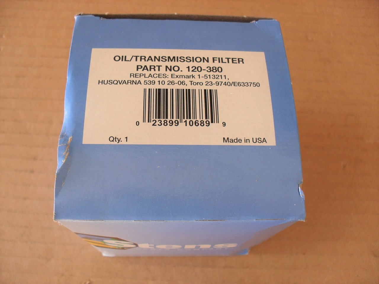 Husqvarna Hydraulic Transmission Oil Filter 531 30 73-94, 531307394, 539 10  26-06, 539102606 Hydro, Made In USA
