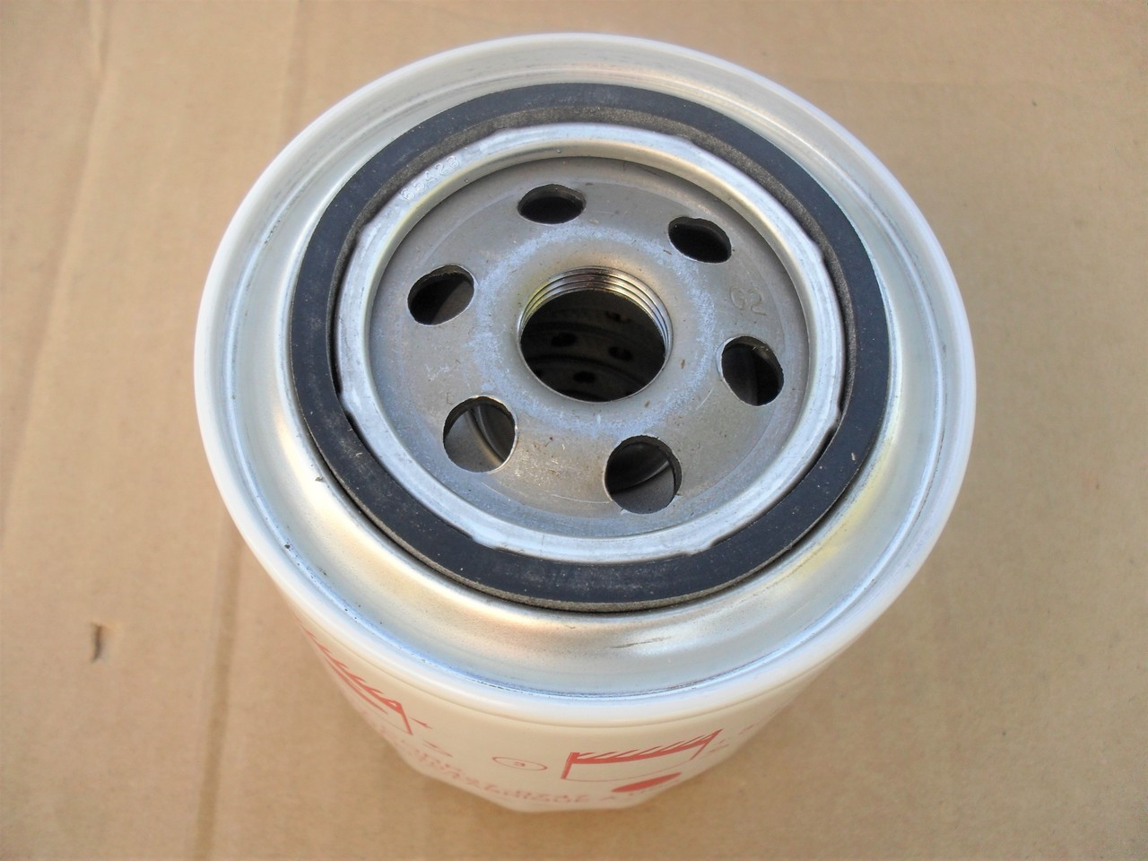 Transmission Oil Filter for Hitachi LX120, LX150 AM39653 Hydro, Made In USA