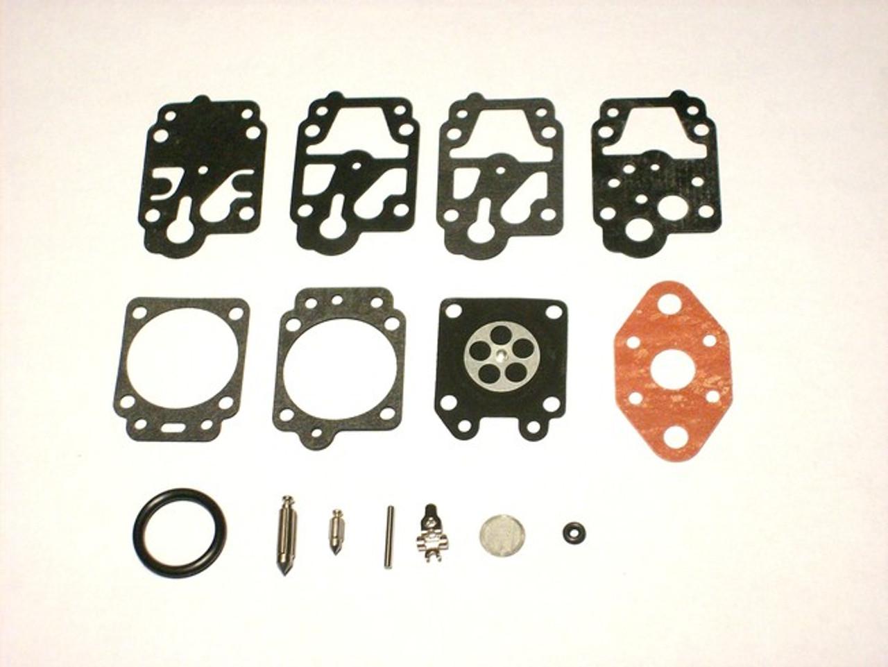 Carburetor Rebuild Kit for Honda GX22, GX31, K20WYL, K20-WYL