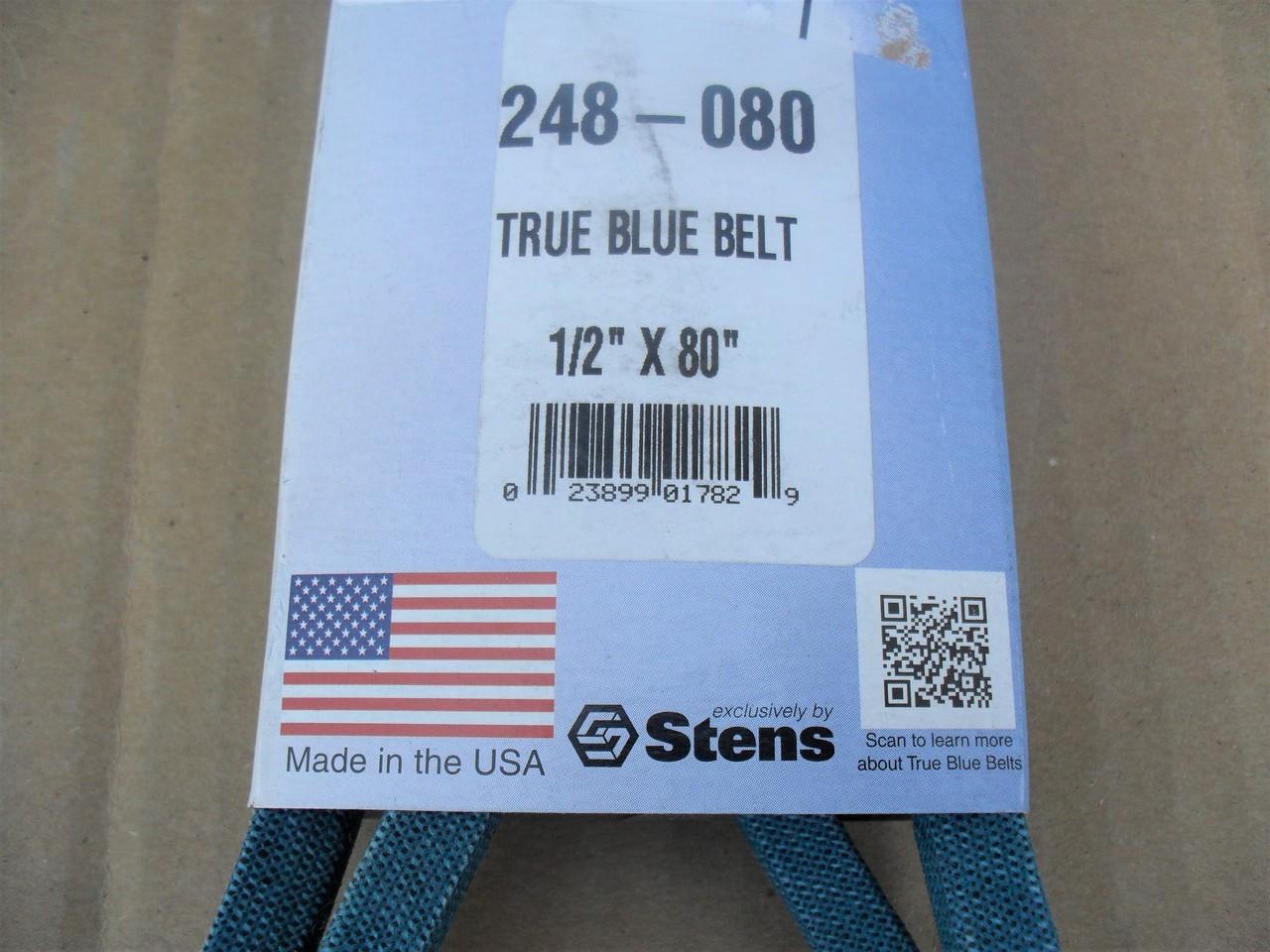 Deck Belt for Case 444, 446, 448, 48