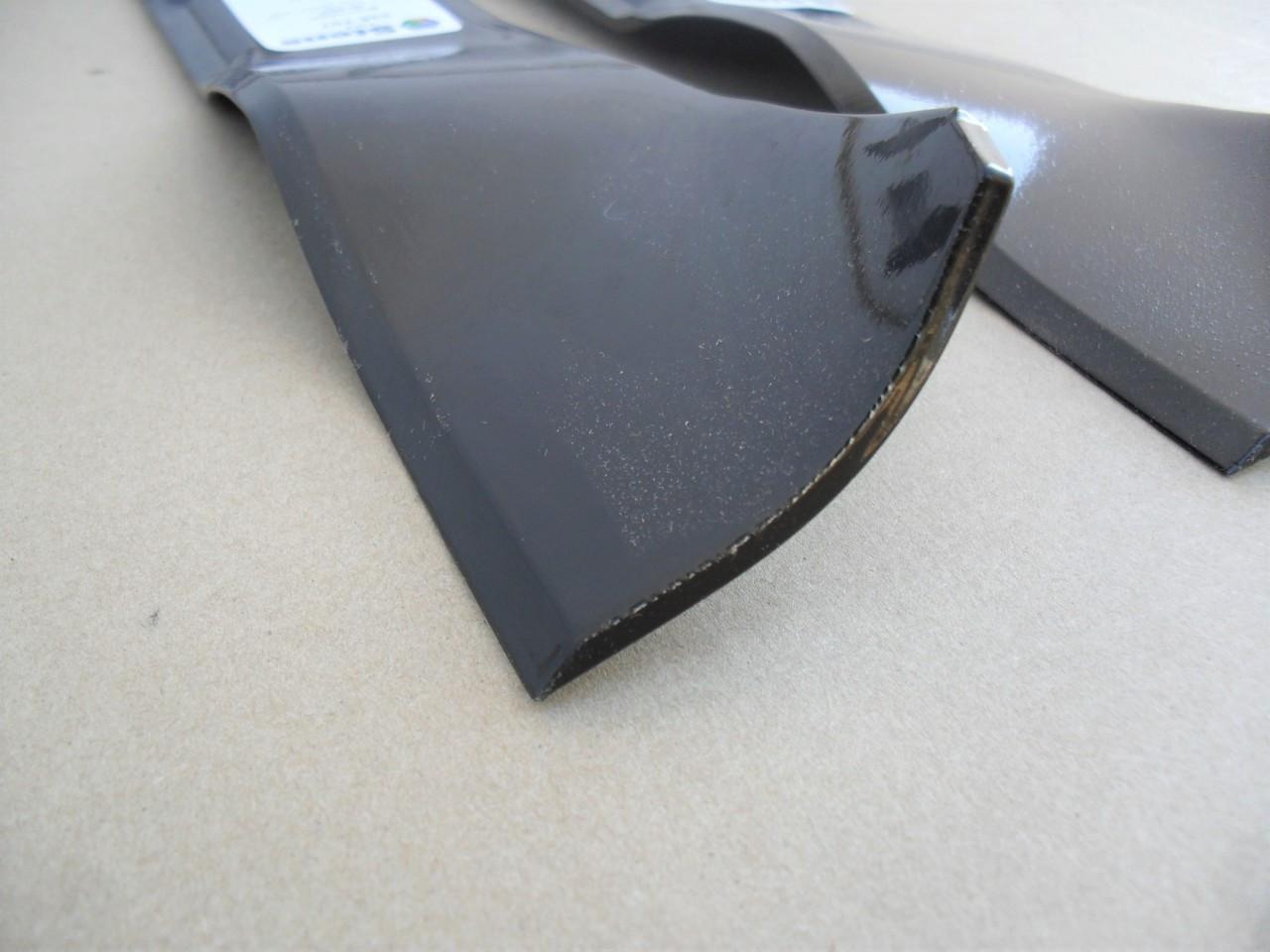 """Mulching Blades for Toro LX420, LX423, LX425, LX426, LX427, 13AX60RG744, 42"""" Cut 112-0315, 1120315, 98022, Made In USA, mulcher"""