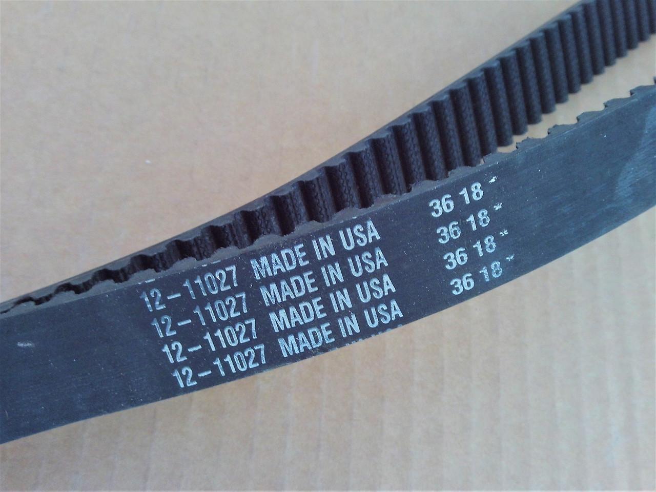GZD Supplies for D/&D PowerDrive 123-3M-09 Timing Belt