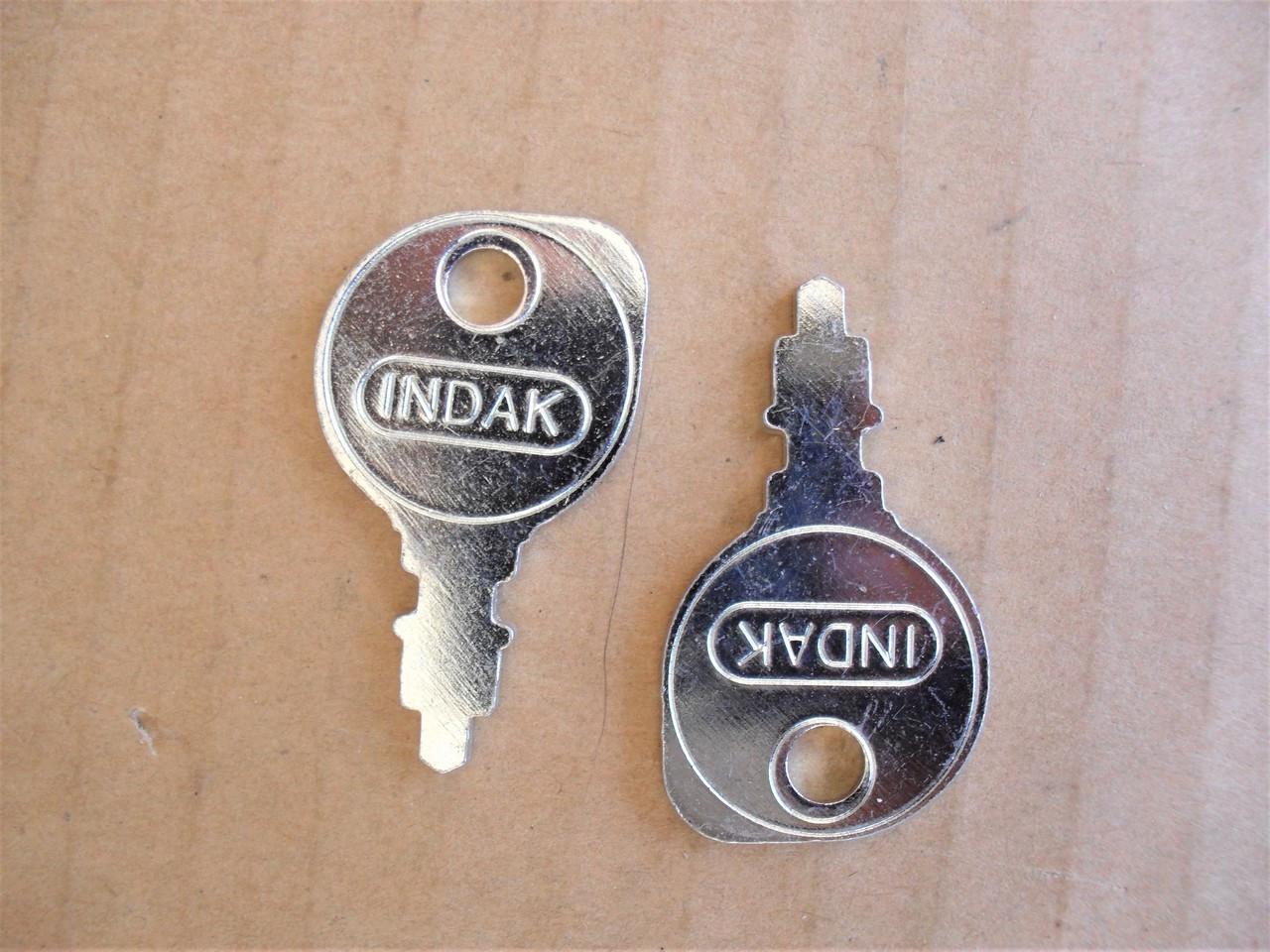 Indak Ignition Starter Switch Keys for MTD 725-0201, 925-0201 key