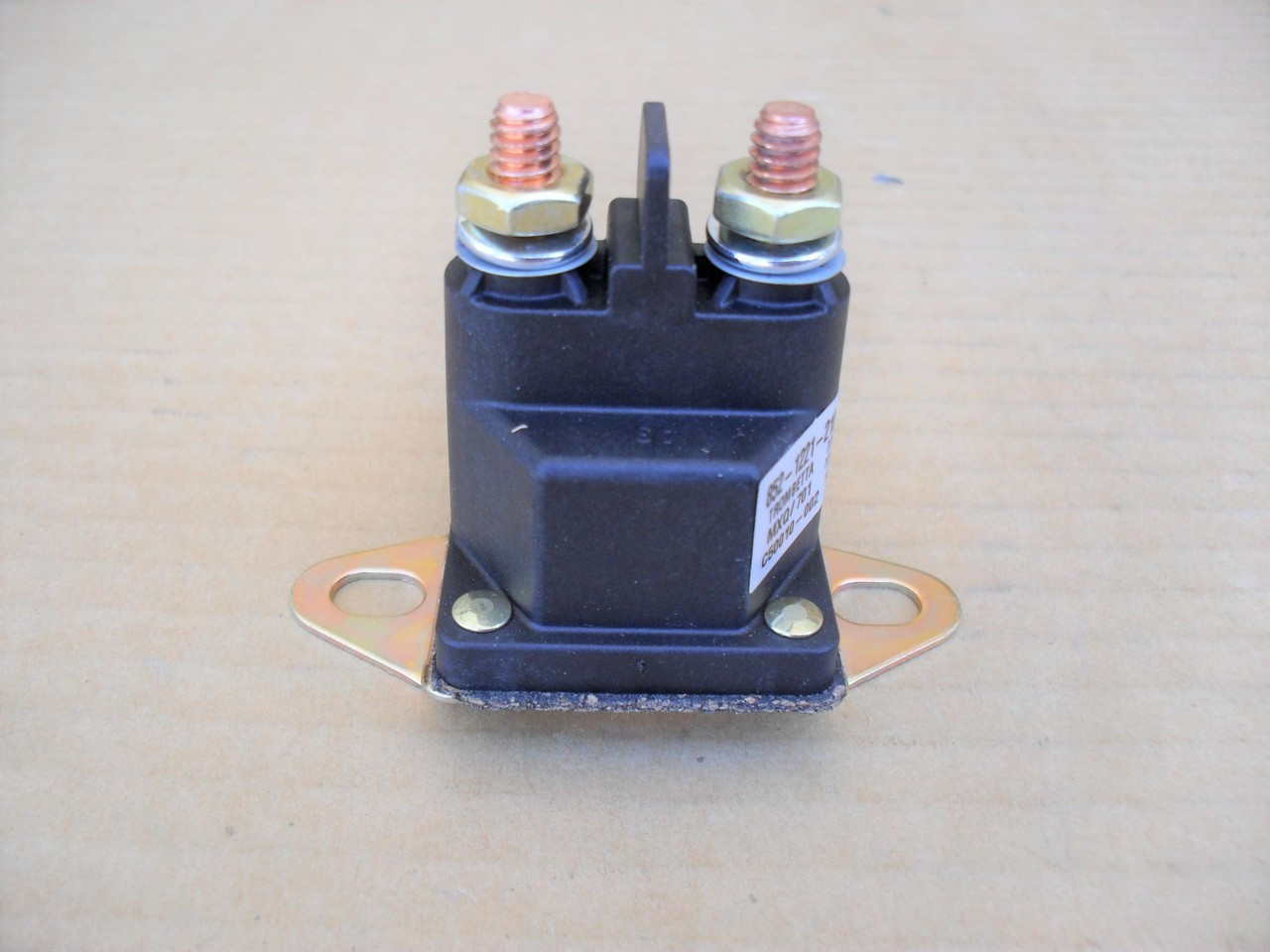 Starter Solenoid for Murray 1002004MA, 24285, 424285, 7701100MA