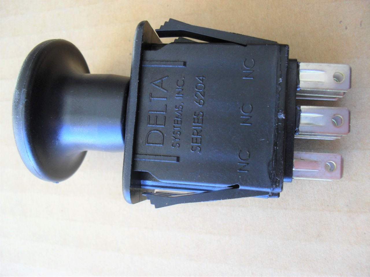 PTO Switch for Wright Mfg Stander, 52420003, 8 Terminals, Made In USA