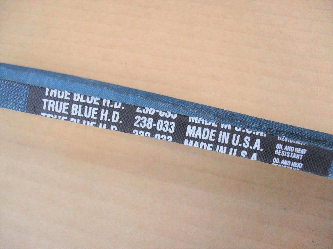 MASSEY FERGUSON 1676461 made with Kevlar Replacement Belt