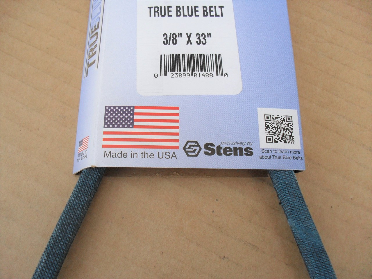 Belt for Grasshopper 381537, Made In USA, Kevlar Cord, Oil and Heat  Resistant