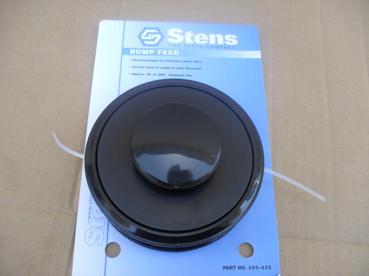 Stens 385-435 Bump Feed Head 3//8-24 RHF