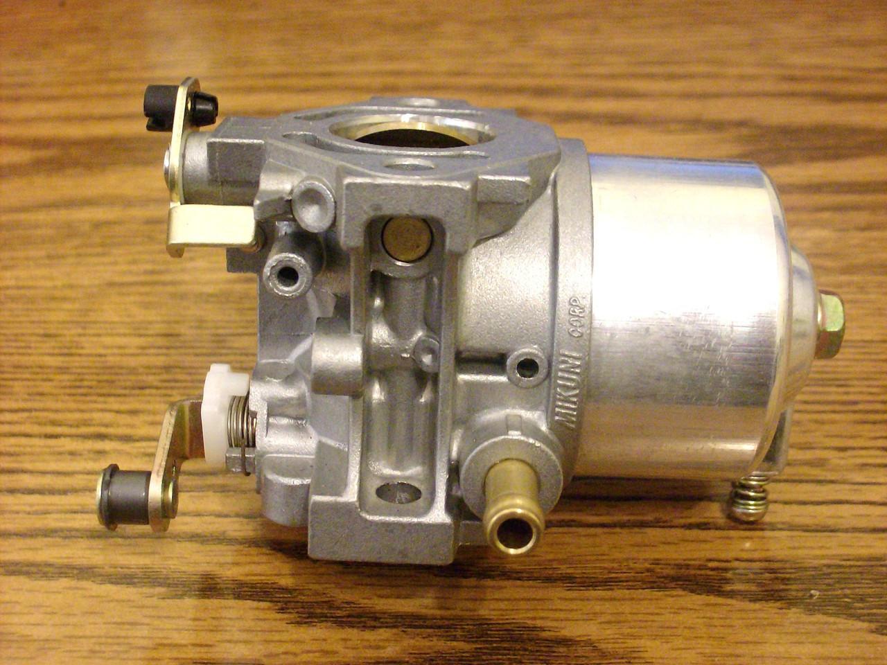 Mikuni Carburetor For Briggs And Stratton 491912  U0026