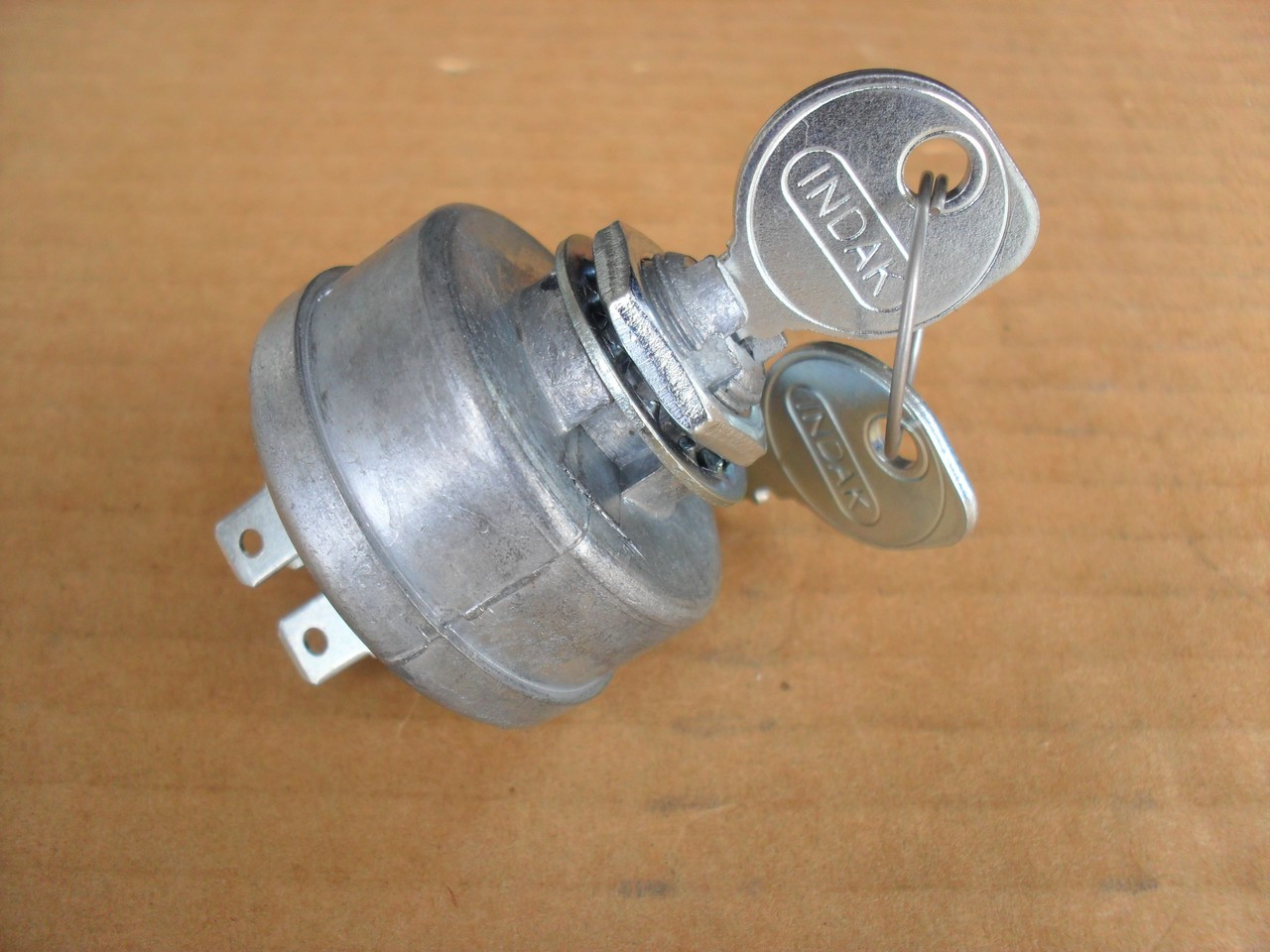 """Ignition Starter Switch for National 68"""" and 84"""" Cut 1A808B"""