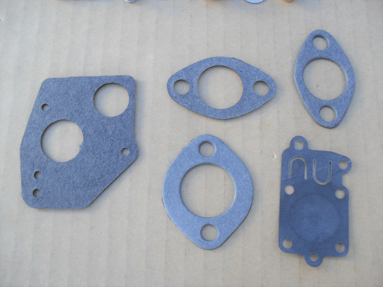 Carburetor Rebuild Kit for Briggs and Stratton 2 HP, 3 HP, Mclane 116-031, 60200, 60900, 61200, 61900, 80200, 80800, 80900, 81200, 81800, 81900, 84900, 85900, 100200, 130200, 140200, 141200, 144200, 145200