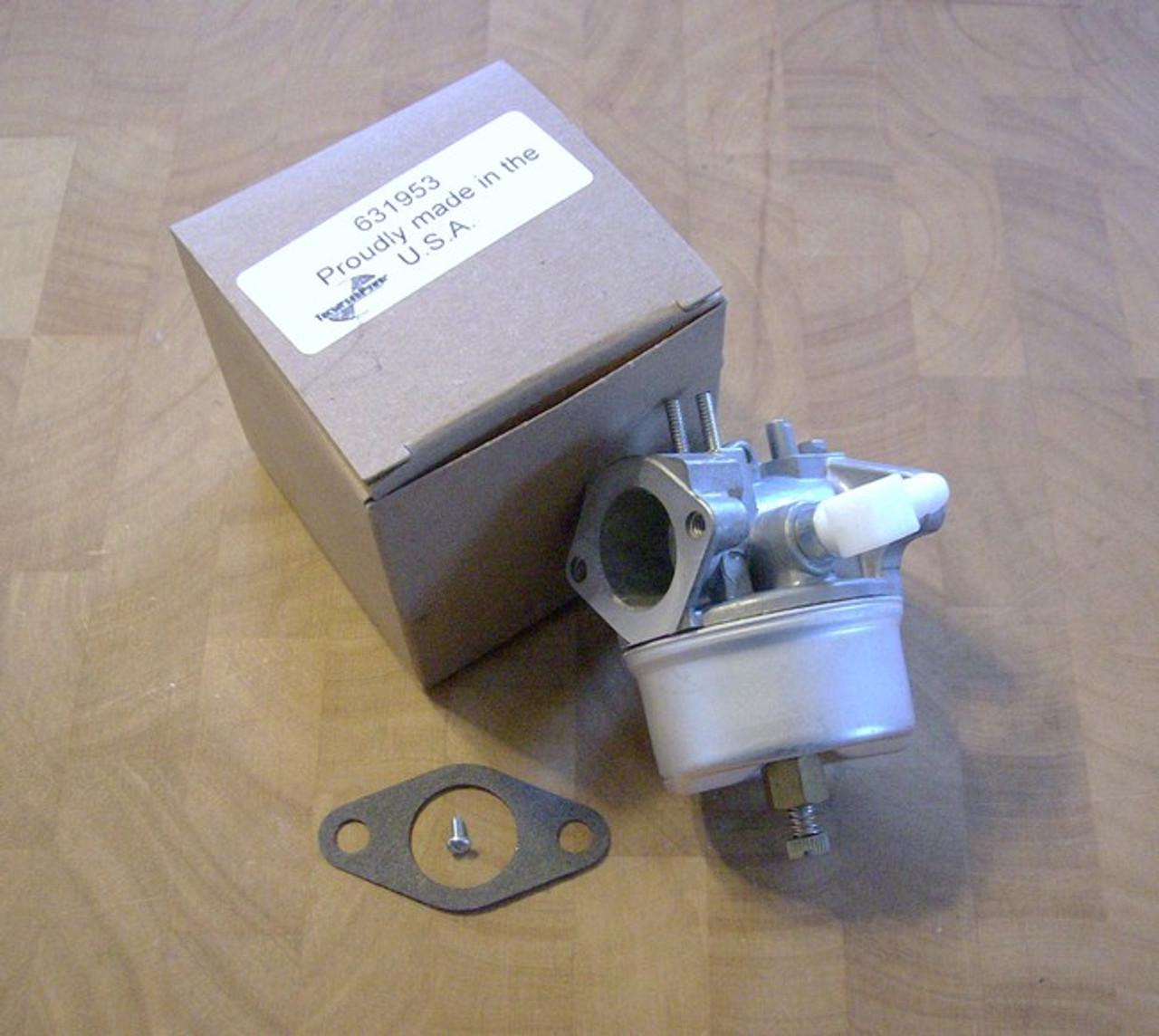 Carburetor for Tecumseh HS50, 631953, 631914, 631704