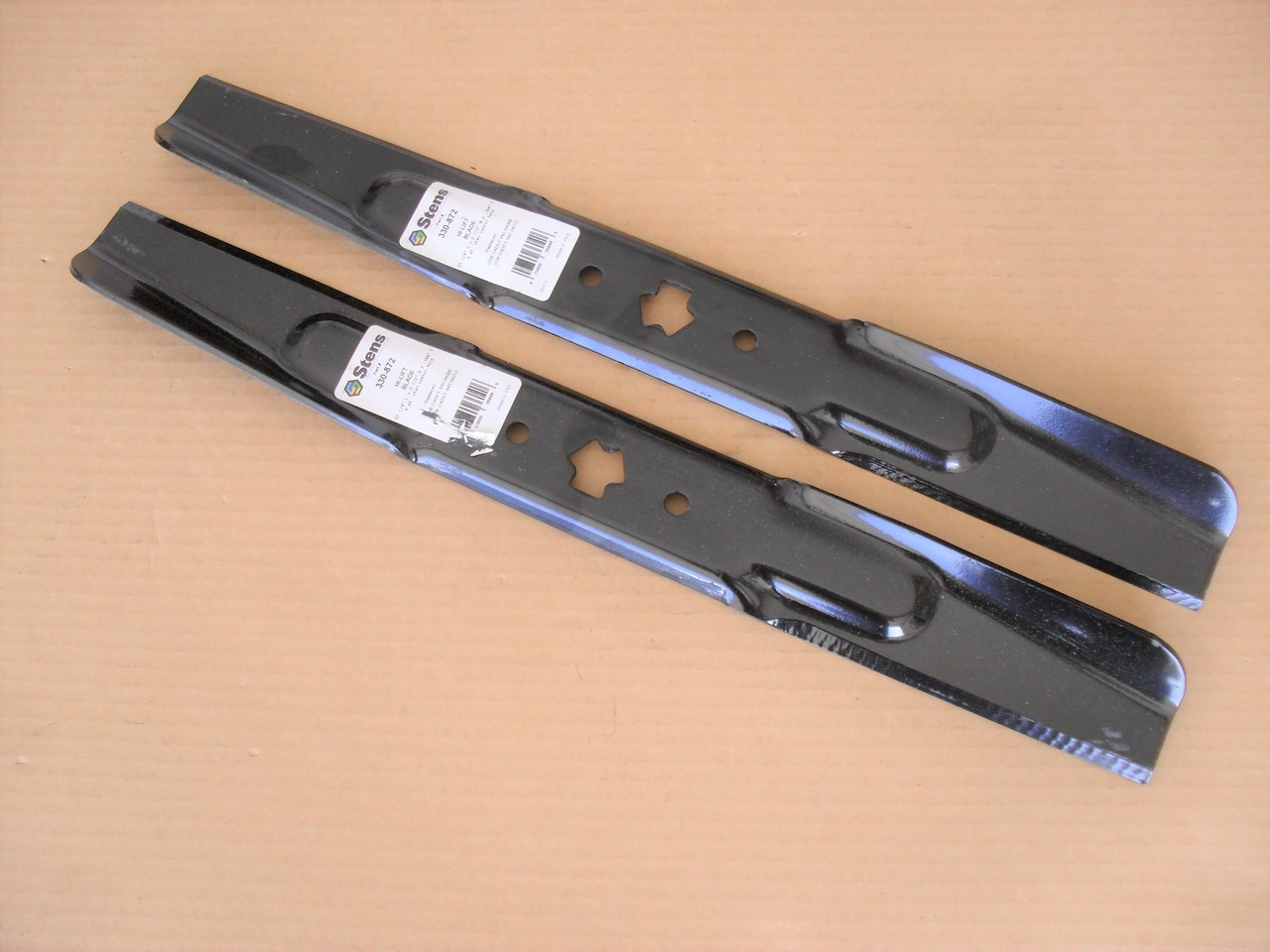 Hi Lift Blades for Cub Cadet 42
