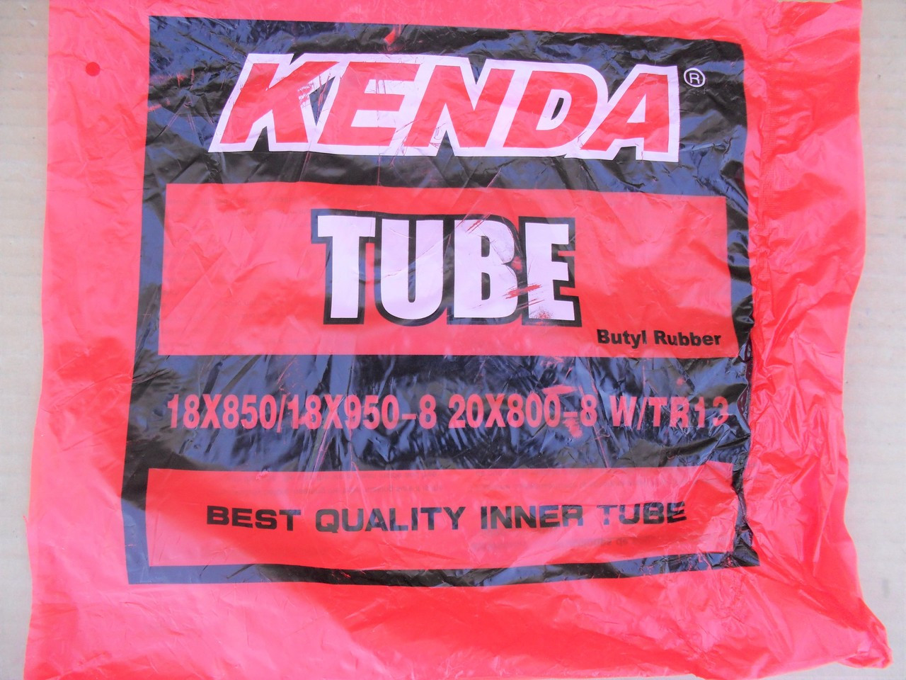 Lawn Mower Tire Tube 18x6.50-8, 18x8.50-8, 18x9.50-8, 20x10.00-8 for Craftsman 7152J, 320410, 003165, Carlisle, Lesco