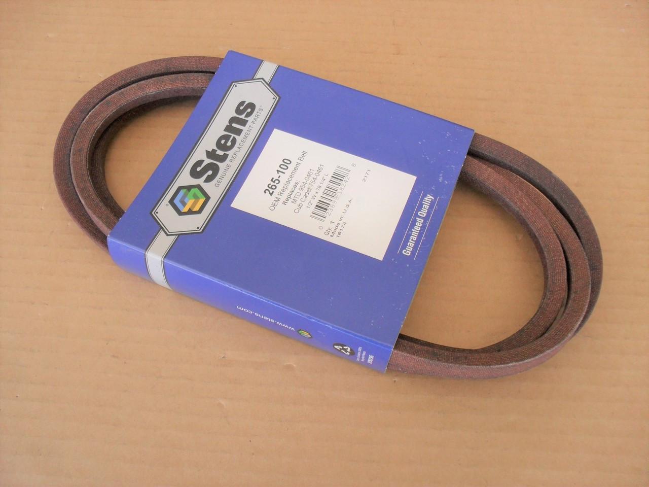 cub cadet lt1045 drive belt