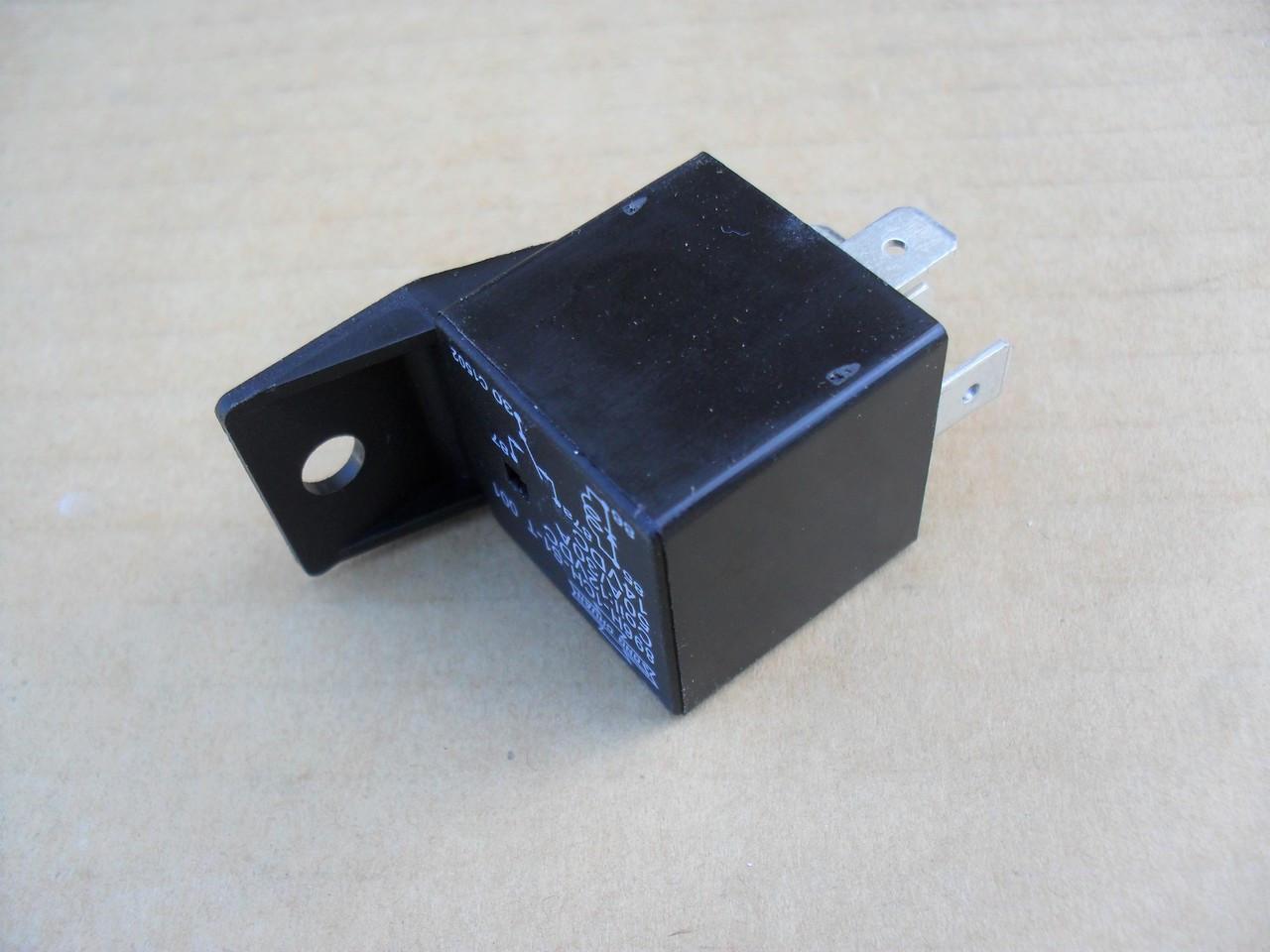 Starter Relay for Ariens EZR1440, EZR1540, EZR1640, EZR1648, EZR1742, 00432100, 00432101, 03042800