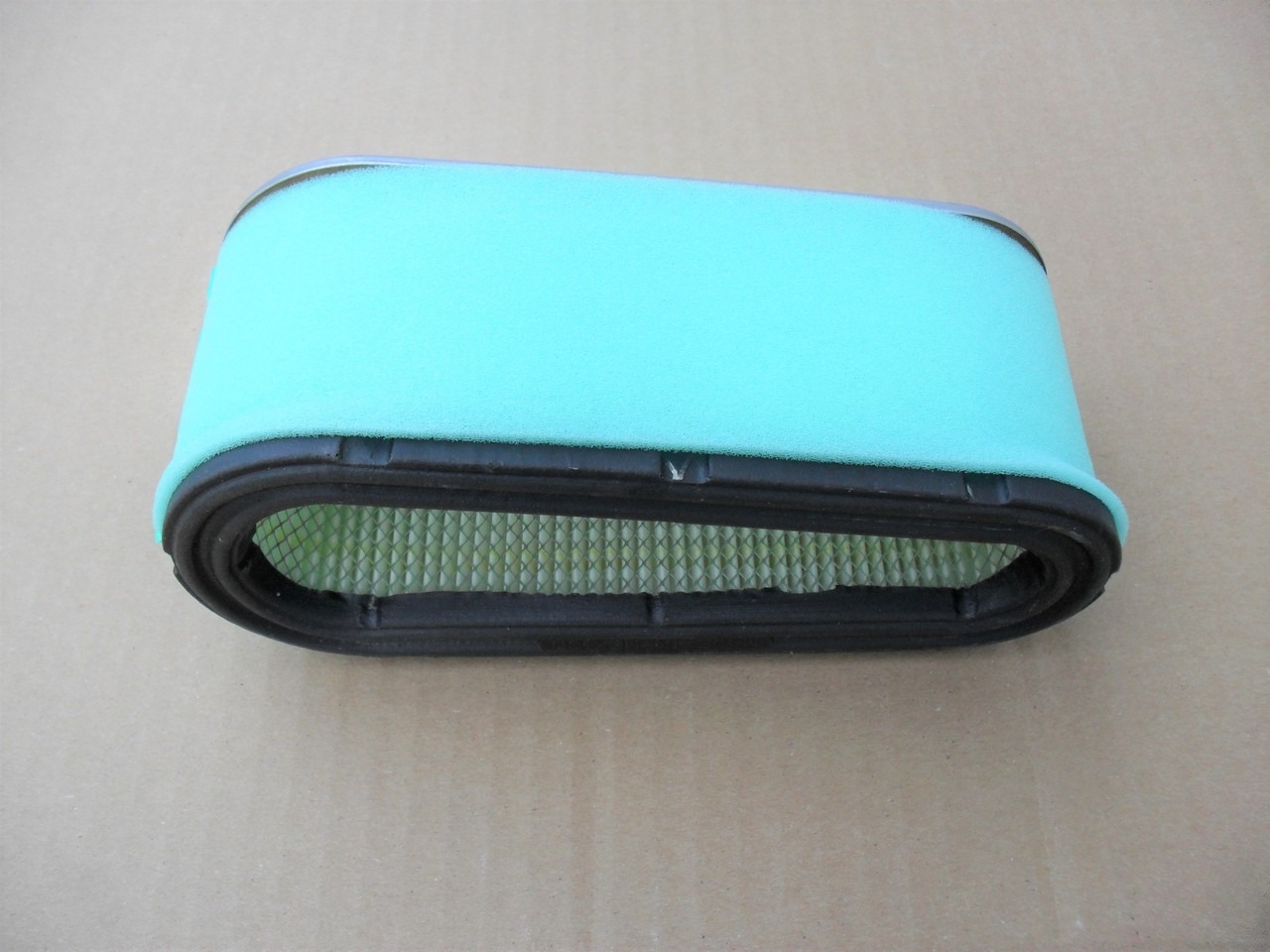 Air Filter for Briggs and Stratton 493909, 496894, 496894S, 4139, 5053, 5053B, 5053D, 5053H, 5053K, Includes Foam Pre Cleaner Wrap