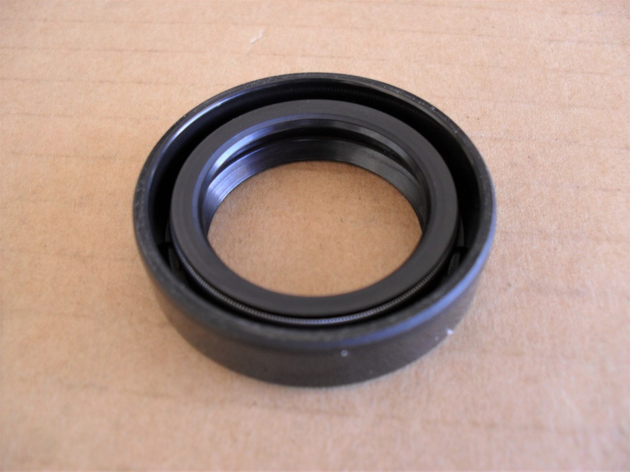 """Drive Axle Oil Seal for Troy Bilt Horse, Pony, Proline Roto Tiller 119, 921-04031, 9621, ID:1"""" OD:1-1/2"""" Height:3/8"""""""